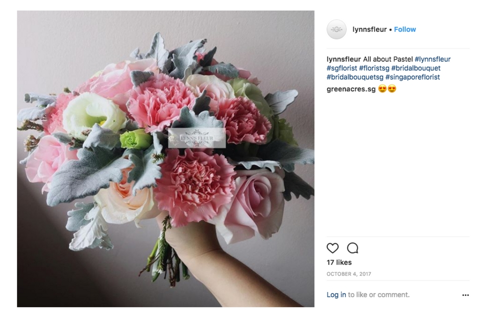 Get Inspired With These 10 Local Florists On Instagram Hello We